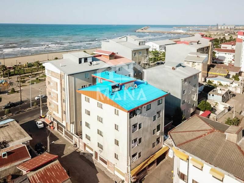 خرید واحد آپارتمانی ساحلی در پاسداران بندر انزلی