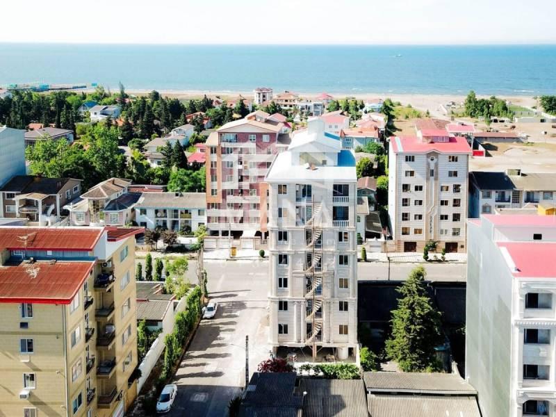 خرید آپارتمان در ساحل قو بندرانزلی