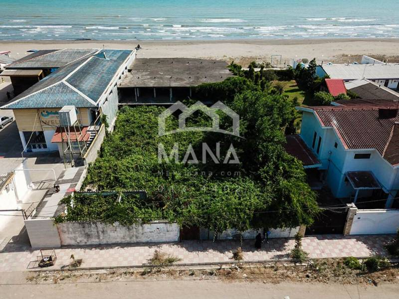 خرید زمین ساحلی در پاسداران بندر انزلی