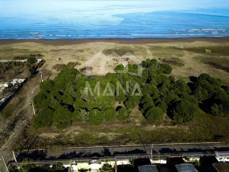 فروش زمین ساحلی